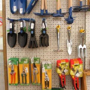 כלי עבודה לגינה