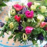 סידורי פרחים עונתיים