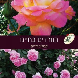 קטלוג ורדים קרן צור