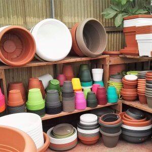 כלים מפלסטיק, עץ ופיבר